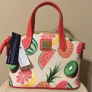 Dooney & Bourke NWT Beto Ruby Handbag/Crossbody